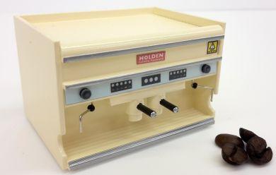 Cafe Espresso Machine in Cream