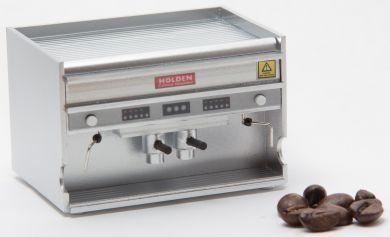 Cafe Espresso Machine in Silver