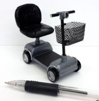 Mobility Scooter Silver - M152S