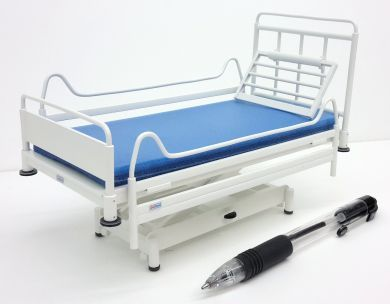 Hospital Bed Cot Sides - pair - M321