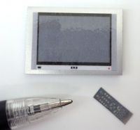Small Silver Wall Mounted Plasma TV - M272S