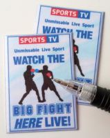Sports TV Posters - Boxing - M282