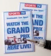 Sports TV Posters - Formula 1- M282