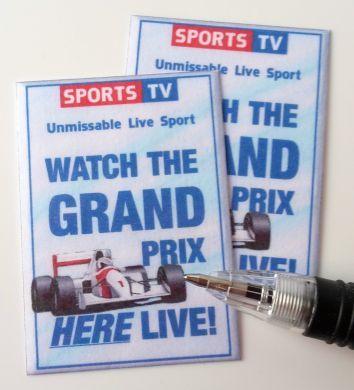 Sports TV Posters - Formula 1- M282