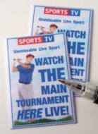 Sports TV Posters - Golf -M282
