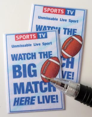 Sports TV Posters - Rugby- M282