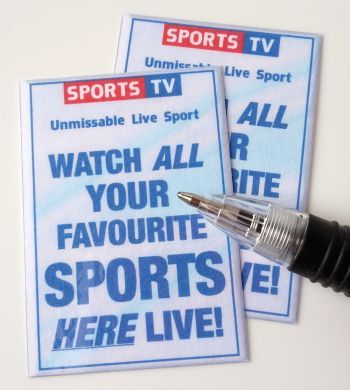 Sports TV Posters - Favourite Sports- M282