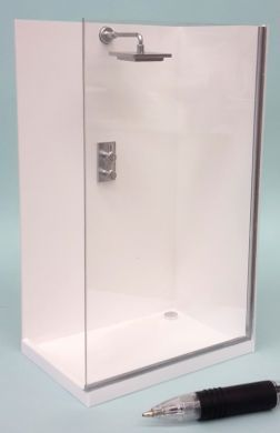Walk-In Shower - M283