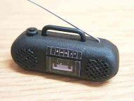 Portable Radio Cassette Player - M33
