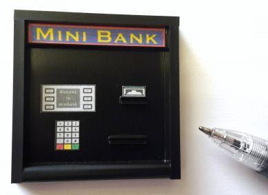 Cash Machine wall mounted - M39
