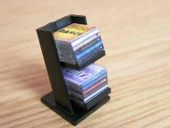 CD Rack for tabletop