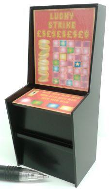 Amusement Machine - Red Panel - M53R