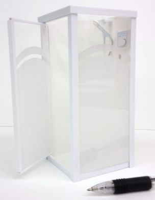 M59D Shower Cubicle with opening Door