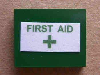 First Aid Box - M83