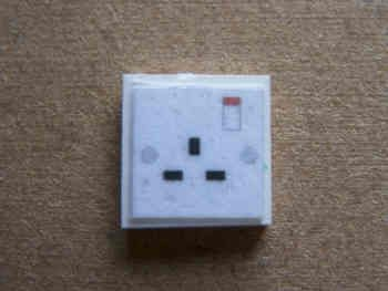 Wall Socket - Single - M86