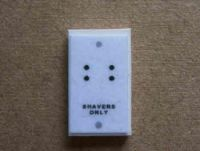 Shaver Socket - White - M98