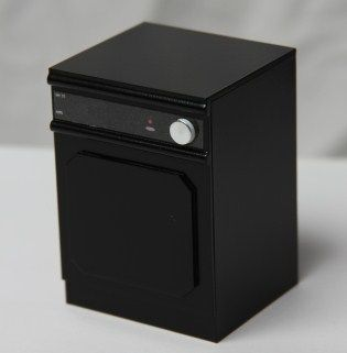 Tumble Dryer 'Black'