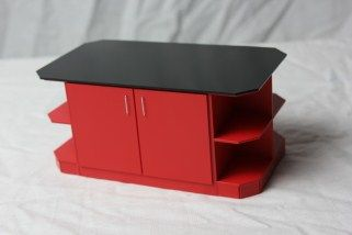 Kitchen Island 'Red' - KR20