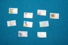 Florist Message Cards - S96