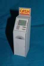 Cash Machine - Free Standing