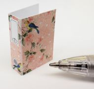 Birds Patterned Binder - O53Birds