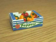 Peppers in printed carton - PC134B