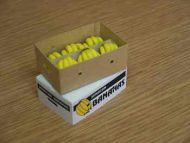 Bananas in printed carton - PC140