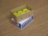 Bananas in printed carton - PC140B