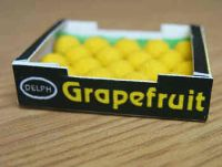 Grapefruit in  printed carton - PC15