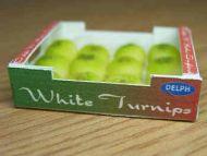 Turnips in printed carton - PC246