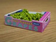 Grapes in printed carton - PC5A