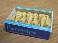 Parsnips in Printed Carton - PC6