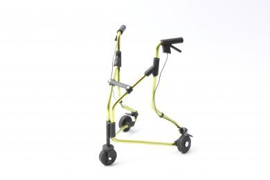 Three Wheel walking Frame - M211