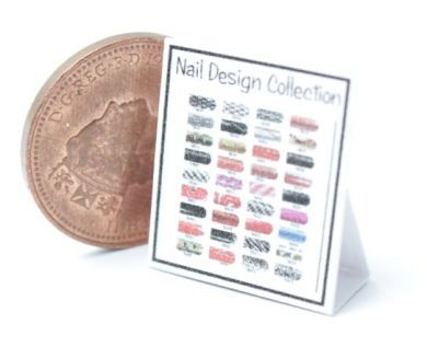 Nail Art Display Chart 7
