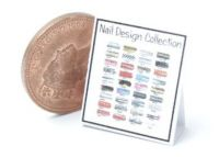 Nail Art Display Chart 8 - HD59-8