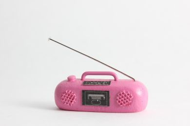 Ghetto Blaster 'Bright Pink'