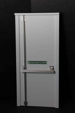 Fire Exit Door - Internal Side - M175