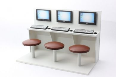 Internet Cafe Unit - M68