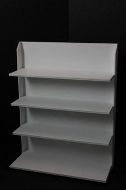Shop Shelf Unit - S42 WHITE