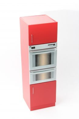 Oven Housing Unit with Decals - KR17
