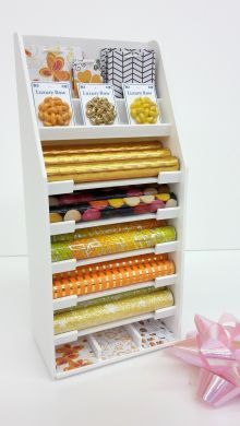 S129Golds Gift Wrap Display Stand