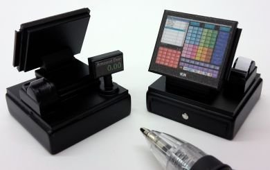 Cash Register - Touch Screen - S132