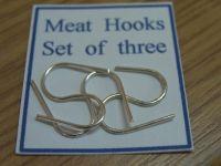 Butchers Meat Hooks - S-Hooks - S31