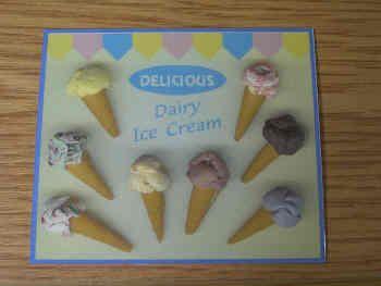 Ice Cream Poster - S469
