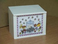 Sweet Shop Display Counter - Confectionery 'Tile' Panel Front - S50