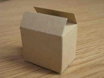 Cardboard Carton - S34