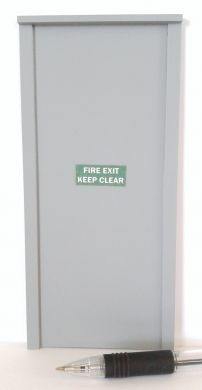 Fire Exit Door - Exterior Side - non opening - M239