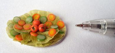 Tudor Salad Platter - T7