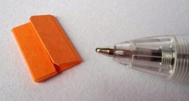 TFO2 Orange Twenty Fourth Document Wallet
