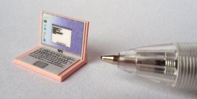 TFO34P Pink Laptop